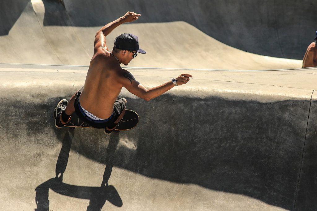 skateboarding as an adult