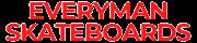 everyman skatebaords website logo