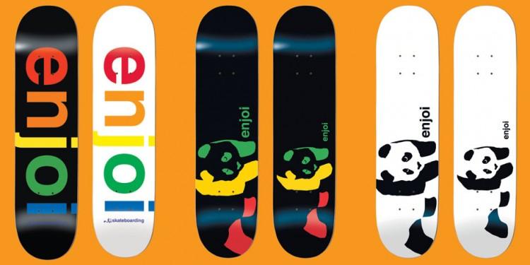 enjoi skateboard reviews