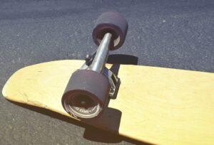 how to clean longboard wheels