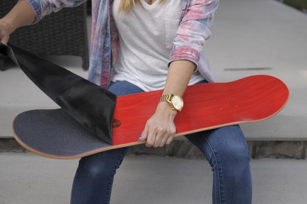 how to remove grip tape