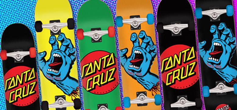 santa cruz skateboards reviews