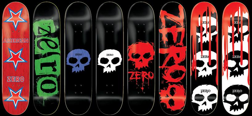zero skateboards review